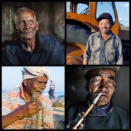 humanismo: Colecci�n collage Varios Concepto Diverse