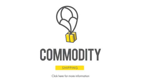 commodity: Commodity Distribution Freight Industrial Trade Concept