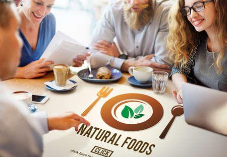meet up: Natural Food Organic Healthy Health Concept