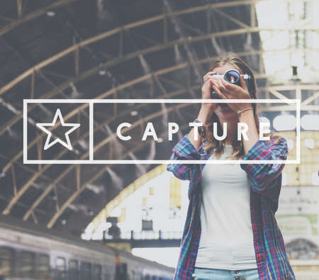 juntar: Capture Collect Moments Not Things Experience Concept