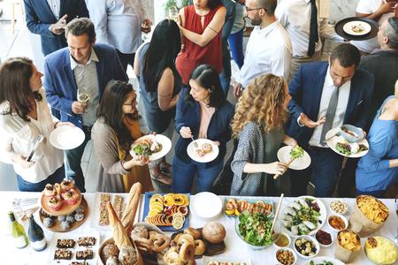 Katering kuchnia kulinarne Gourmet Buffet Party Concept