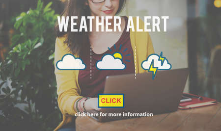 prediction: Weather Alert Information Prediction Climate Daily Concept