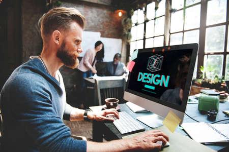 precipice: 3D Creativity Illusion Graphic Futuristic Concept
