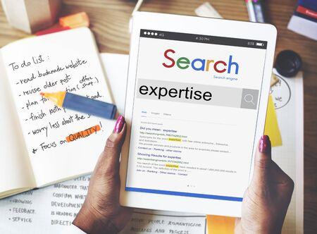 expertise: Expertise Expert Excellent Excellence Brilliant Ability Concept