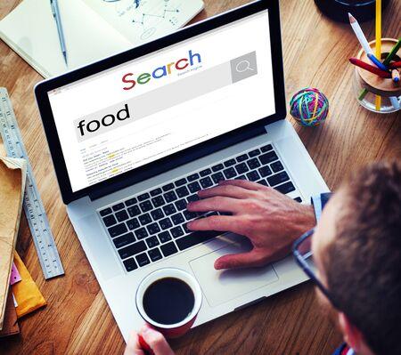nourishment: Food Cafe Diet Nourishment Nutrition Organic Concept