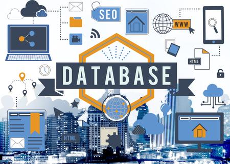 data archiving: Database Information Server Storage Technology Concept