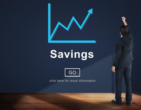 account executive: Savings Budget Assets Finance Income Money Concept