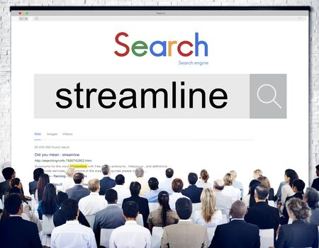 live stream listening: Streamline Broadcasting Multimedia Live Online Concept