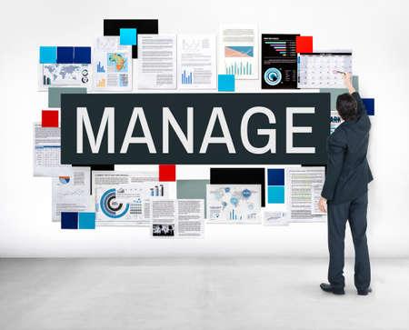 coordinacion: Administrar proceso de liderazgo Coordinaci�n Concepto Estrategia Foto de archivo