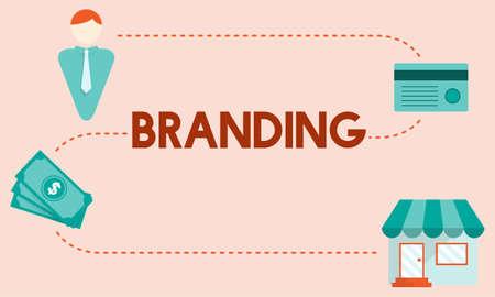 distinction: Branding Marketing Commercial Trademark Concept