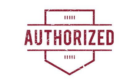 undertaking: Authorize Allowance Approve Permit Graphic Concept