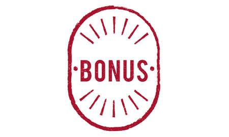 incentive: Bonus Benefit Reward Incentive Money Graphic Concept
