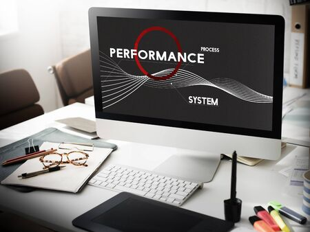 systems thinking: Analysis Process System Company Solution Concept Stock Photo