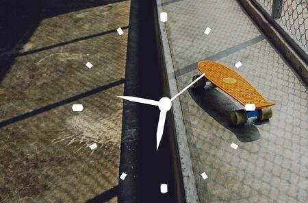 punctual: Hora Hora Minuto Segundo Puntual Concepto Planificar