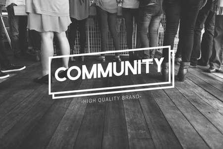 meetup: Community Belonging Citizen Unity Diversity Concept