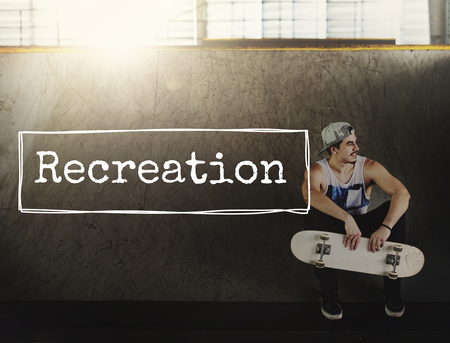 freetime activity: Recreation Hobbies Leisure Pastime Activity Concept