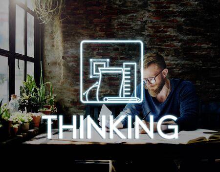 aspirations: Aspirations Be Creative Thinking Draft Ideas Concept