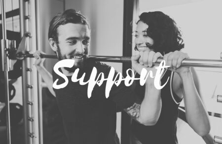Support Help Assistance Collaboration Teamwork Concept