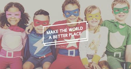 better: World Better Place Text Concept