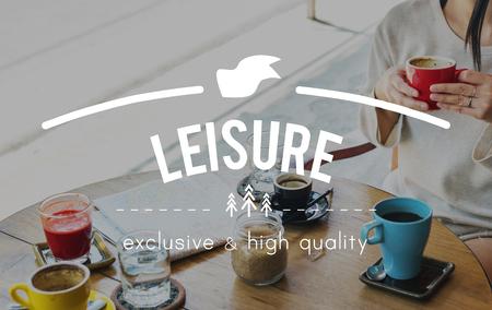 recreational pursuit: Leisure Activity Recreational Pursuit Interest Hobbies Concept