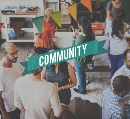 belonging: Community Belonging Citizen Unity Diversity Concept