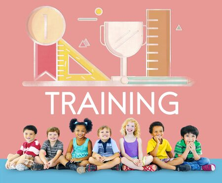 training and development: Training Development Education Learning Mentoring Concept