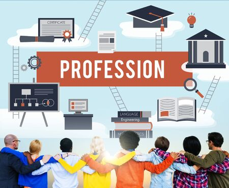profession: Profession Occupation Possibility Qualification Concept