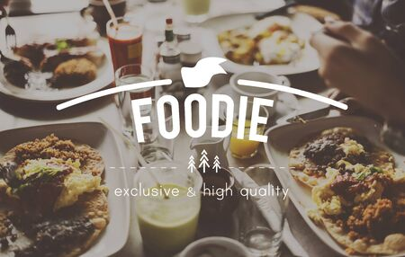 Food Flavorsome Hospitality Delight Concept