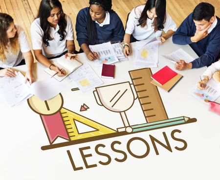 lesson: Study Learning Lesson Education Knowledge Concept
