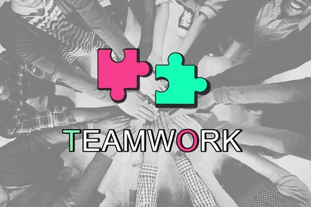alliance: Teamwork Alliance Collaboration Connection Concept