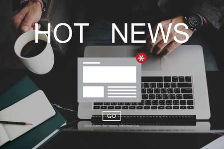 email lists: News Newsletter Announcement Update Information Concept