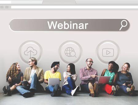 diversity domain: Big Data Domain Web Page SEO Concept