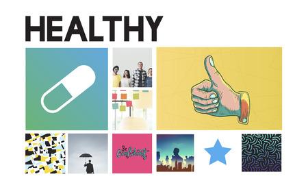 buen vivir: Píldoras Drogas Medicamentos Cura concepto del cuidado médico Tratamiento