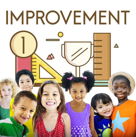elementary age: Improvement Deevlopment Enhance Refine Growth Motivation Concept