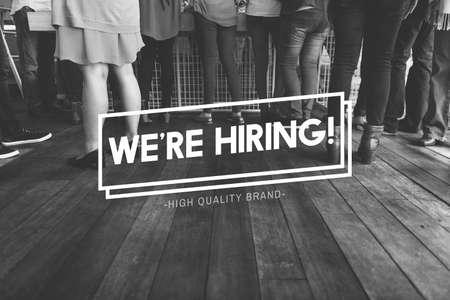 meetup: Hiring Career Employment Human Resources Work Concept