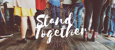 meetup: Socialize Diaspora Start up Initiation Team Building Concept