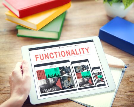 적합: 기능 실용적인 목적에 적합한 기술의 개념