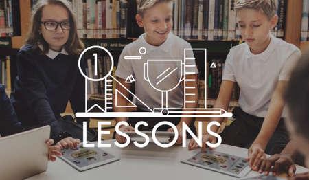 skills diversity: Knowledge Education Wisdom Literacy Graphic Concept