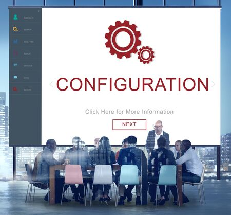 configuration: Configuration Update Program Repair Setting Installation Concept