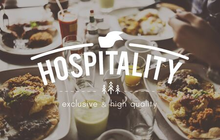 flavorsome: Food Flavorsome Hospitality Delight Concept