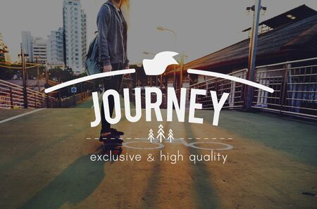 carefree: Youth Jourhey Young Words Carefree Skateboard Graphic Concept