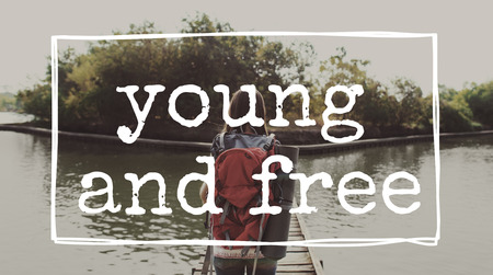 treasured: Travel Yolo Sightseeing Young Concept