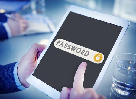 verification: Password Accessible Permission Verification Security Concept