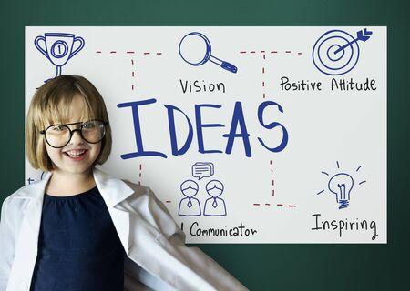 geeky: Ideas Creative Thinking Strategy Bulb Concept
