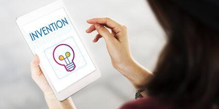 inspire: Branding Innovation Creative Inspire Concept