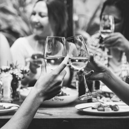 meetup: Girlfriends Meetup Hangout Dining Concept