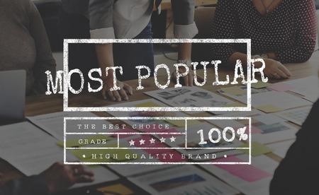 popular: Most Popular Product Online Shippment Stock Photo