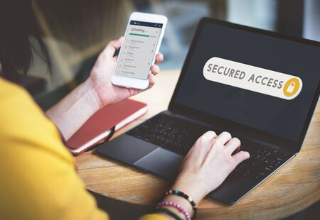 accessible: Secured Access Accessible Verification Security Concept