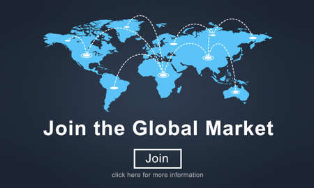 campaign: Join Global Market Campaign Commercial Digital Concept