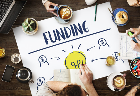 Crowd Funding Funding Give Help Nonprofit Concept